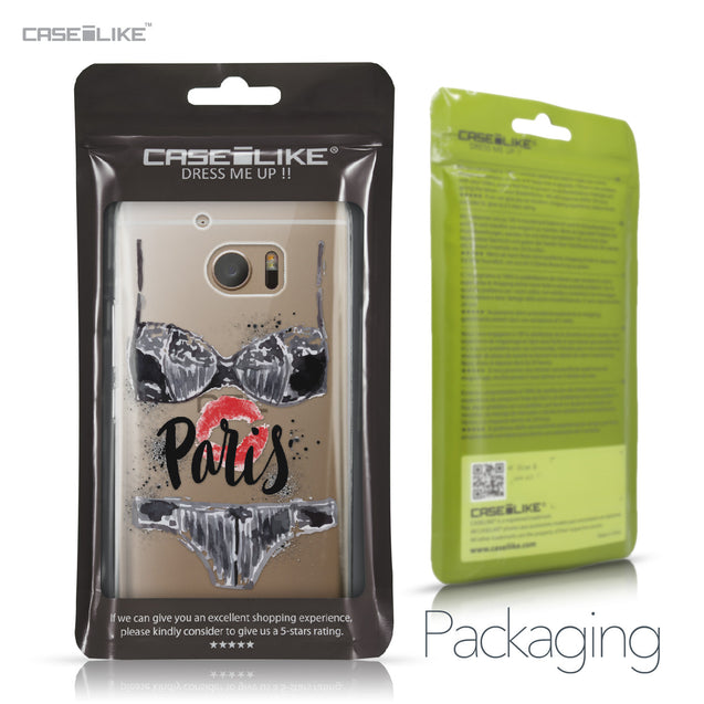 HTC 10 case Paris Holiday 3910 Retail Packaging | CASEiLIKE.com