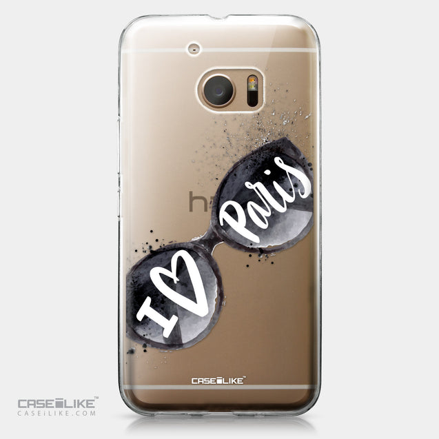 HTC 10 case Paris Holiday 3911 | CASEiLIKE.com