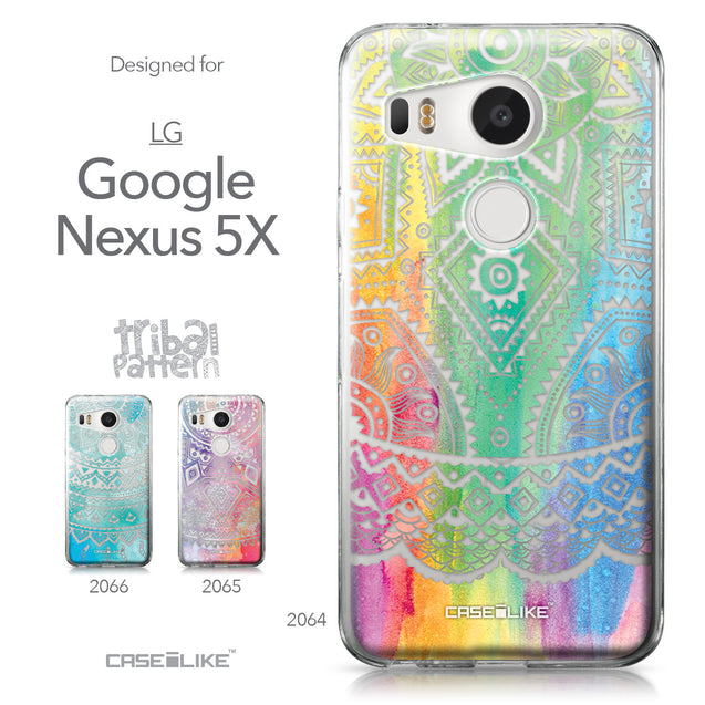 LG Google Nexus 5X case Indian Line Art 2064 Collection | CASEiLIKE.com