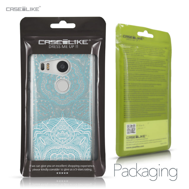 LG Google Nexus 5X case Mandala Art 2306 Retail Packaging | CASEiLIKE.com