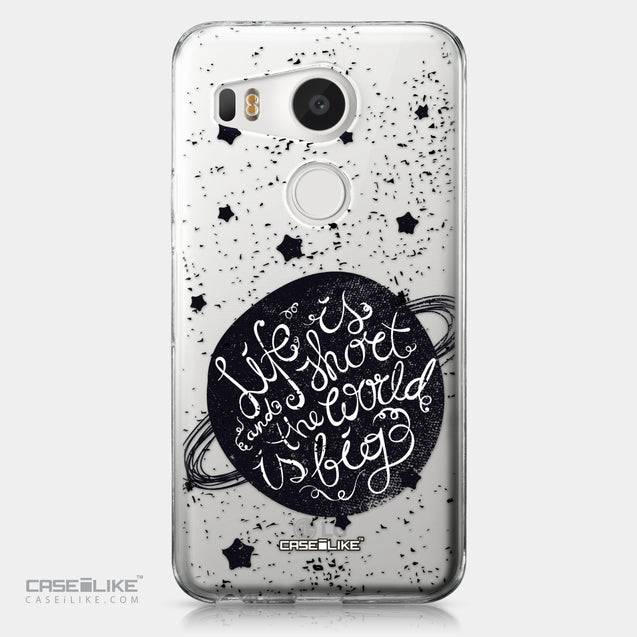 LG Google Nexus 5X case Quote 2401 | CASEiLIKE.com