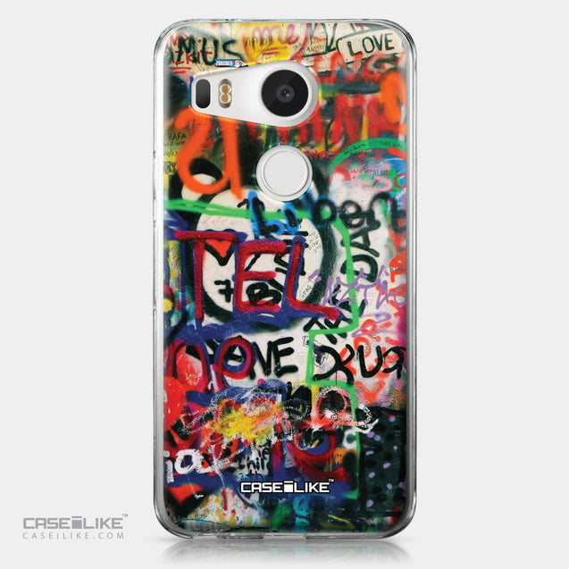 LG Google Nexus 5X case Graffiti 2721 | CASEiLIKE.com