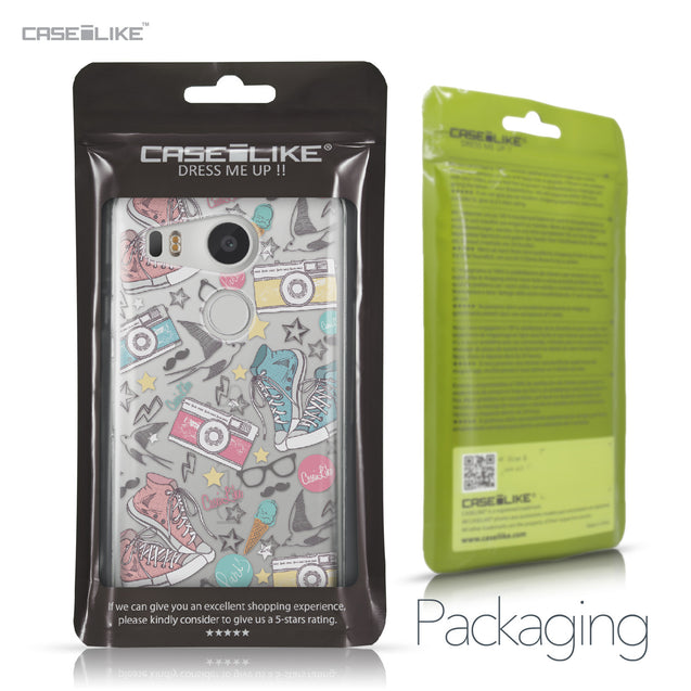LG Google Nexus 5X case Paris Holiday 3906 Retail Packaging | CASEiLIKE.com