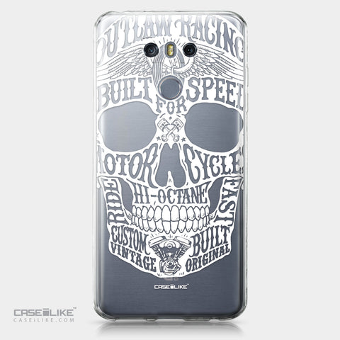 LG G6 case Art of Skull 2530 | CASEiLIKE.com