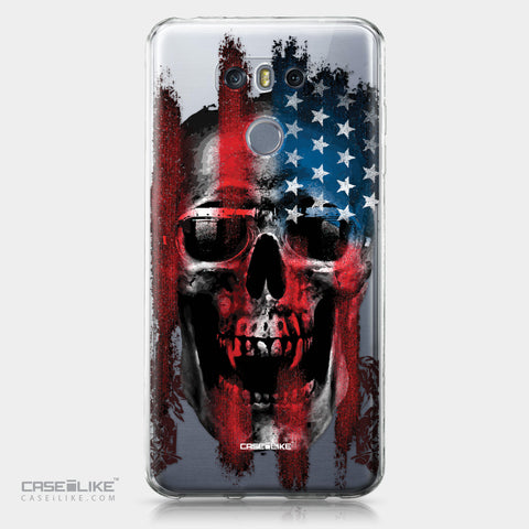 LG G6 case Art of Skull 2532 | CASEiLIKE.com