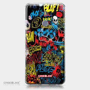 LG G6 case Comic Captions Black 2915 | CASEiLIKE.com