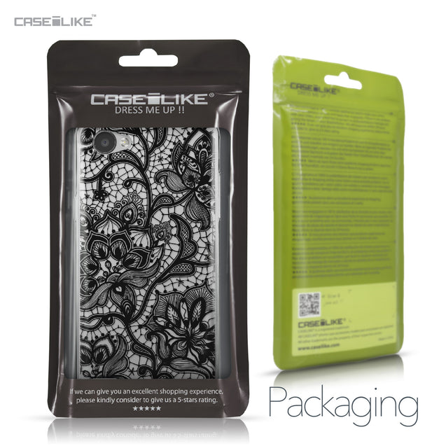 LG Q6 case Lace 2037 Retail Packaging | CASEiLIKE.com