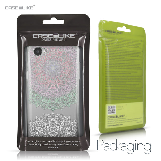 LG Q6 case Mandala Art 2092 Retail Packaging | CASEiLIKE.com