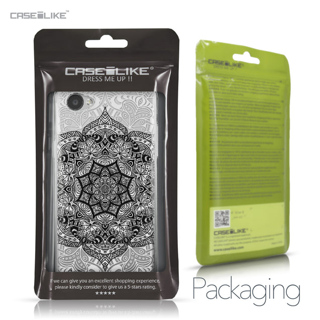 LG Q6 case Mandala Art 2097 Retail Packaging | CASEiLIKE.com