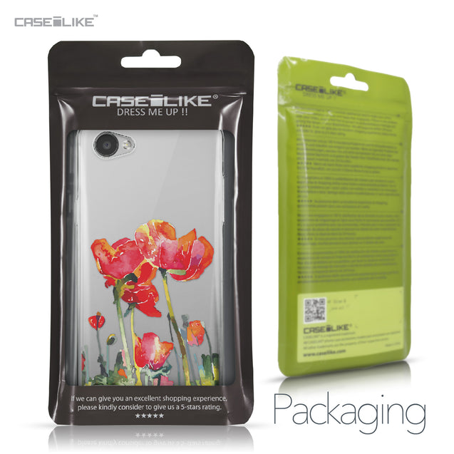 LG Q6 case Watercolor Floral 2230 Retail Packaging | CASEiLIKE.com