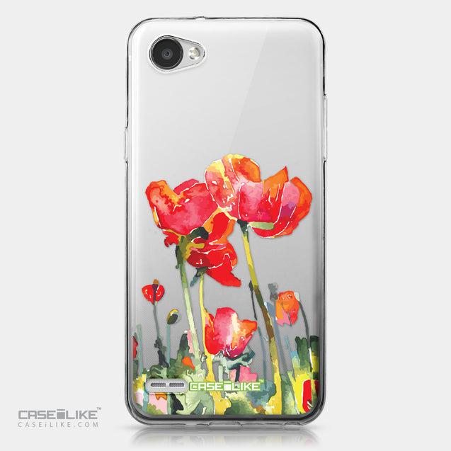 LG Q6 case Watercolor Floral 2230 | CASEiLIKE.com