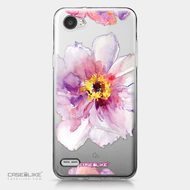 LG Q6 case Watercolor Floral 2231 | CASEiLIKE.com