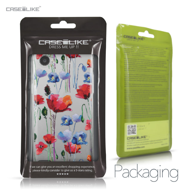 LG Q6 case Watercolor Floral 2234 Retail Packaging | CASEiLIKE.com