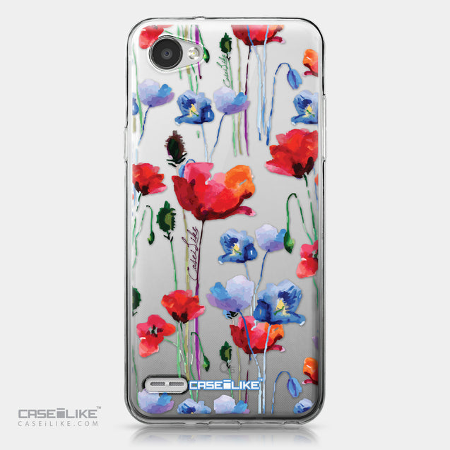 LG Q6 case Watercolor Floral 2234 | CASEiLIKE.com