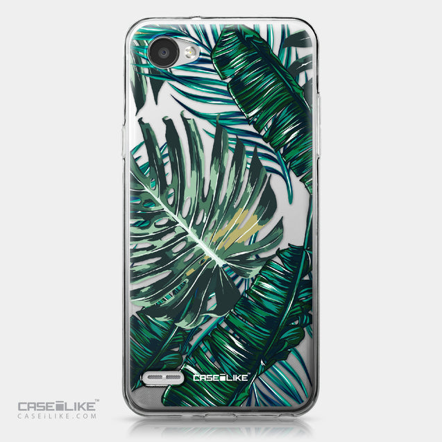 LG Q6 case Tropical Palm Tree 2238 | CASEiLIKE.com