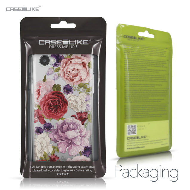 LG Q6 case Mixed Roses 2259 Retail Packaging | CASEiLIKE.com