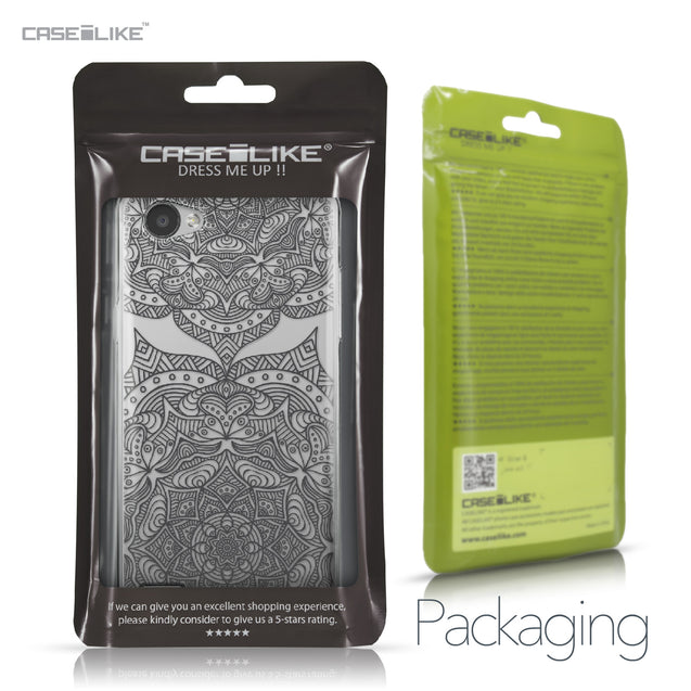 LG Q6 case Mandala Art 2304 Retail Packaging | CASEiLIKE.com