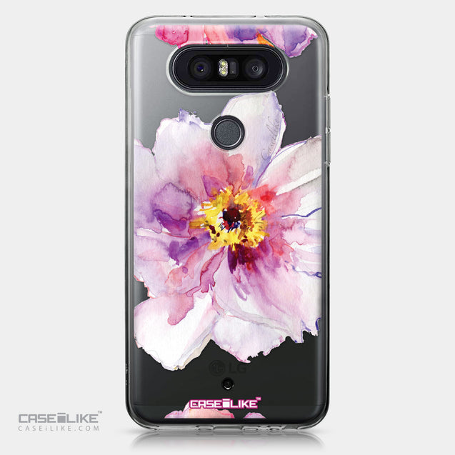 LG Q8 case Watercolor Floral 2231 | CASEiLIKE.com