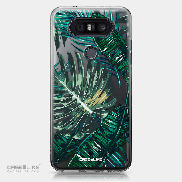 LG Q8 case Tropical Palm Tree 2238 | CASEiLIKE.com