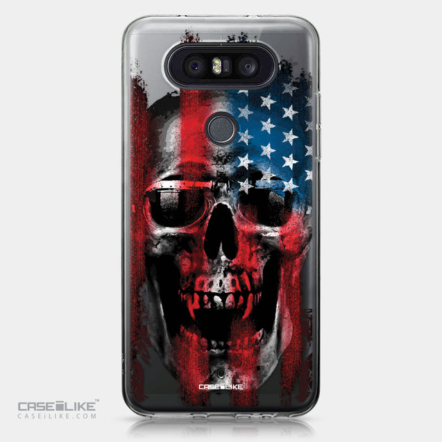 LG Q8 case Art of Skull 2532 | CASEiLIKE.com