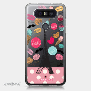 LG Q8 case Paris Holiday 3904 | CASEiLIKE.com