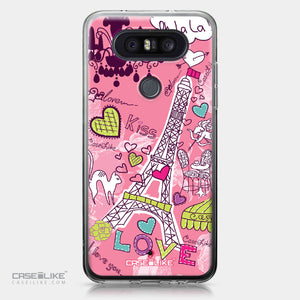 LG Q8 case Paris Holiday 3905 | CASEiLIKE.com
