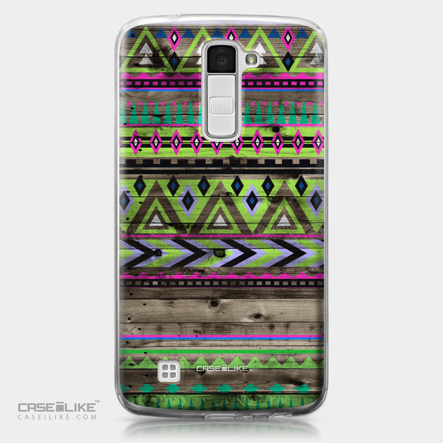 LG K10 case Indian Tribal Theme Pattern 2049 | CASEiLIKE.com