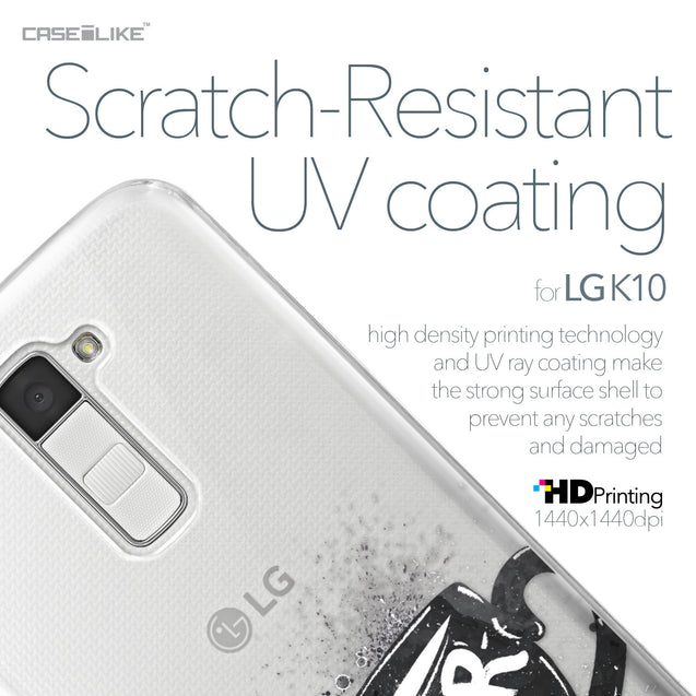 LG K10 case Quote 2402 with UV-Coating Scratch-Resistant Case | CASEiLIKE.com