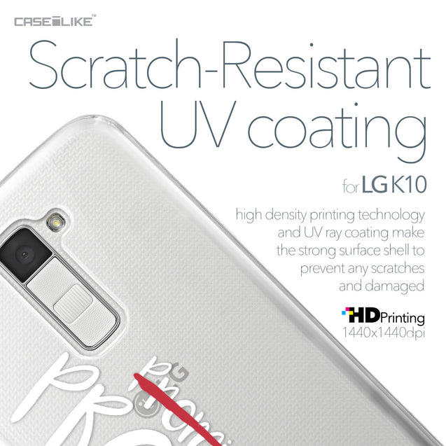 LG K10 case Quote 2409 with UV-Coating Scratch-Resistant Case | CASEiLIKE.com