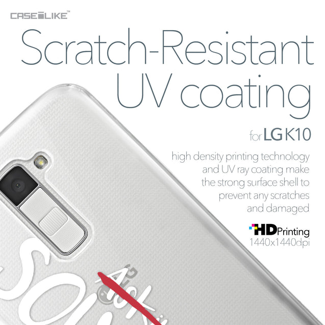 LG K10 case Quote 2412 with UV-Coating Scratch-Resistant Case | CASEiLIKE.com
