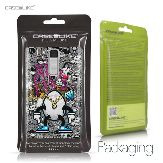 LG K10 case Graffiti 2704 Retail Packaging | CASEiLIKE.com