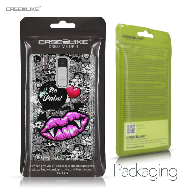 LG K10 case Graffiti 2708 Retail Packaging | CASEiLIKE.com