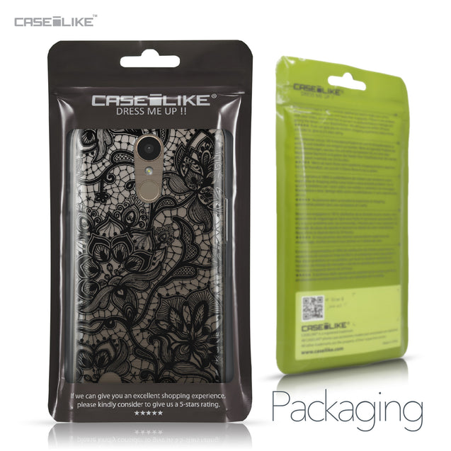 LG K10 2017 case Lace 2037 Retail Packaging | CASEiLIKE.com