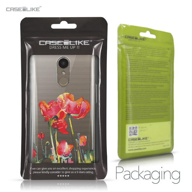 LG K10 2017 case Watercolor Floral 2230 Retail Packaging | CASEiLIKE.com