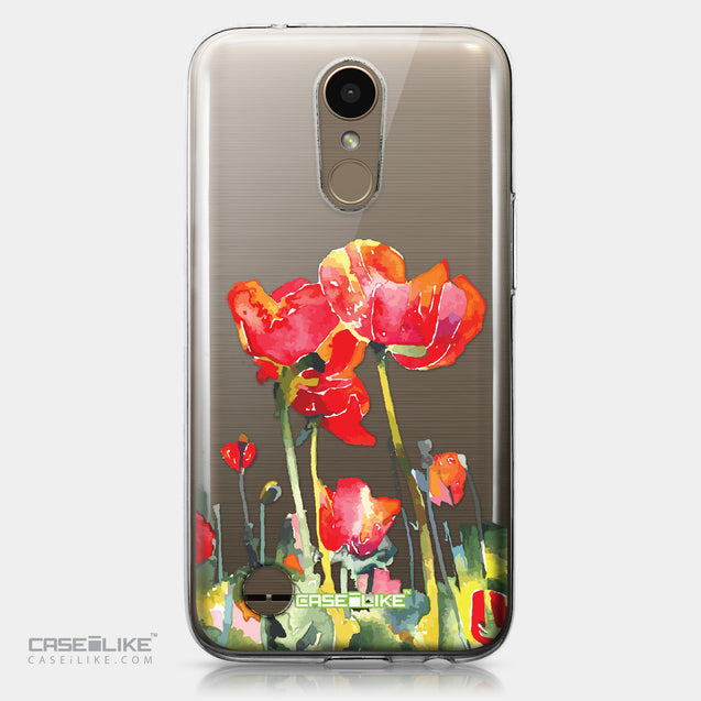 LG K10 2017 case Watercolor Floral 2230 | CASEiLIKE.com