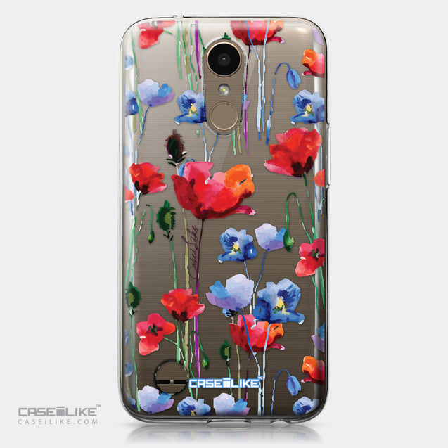 LG K10 2017 case Watercolor Floral 2234 | CASEiLIKE.com