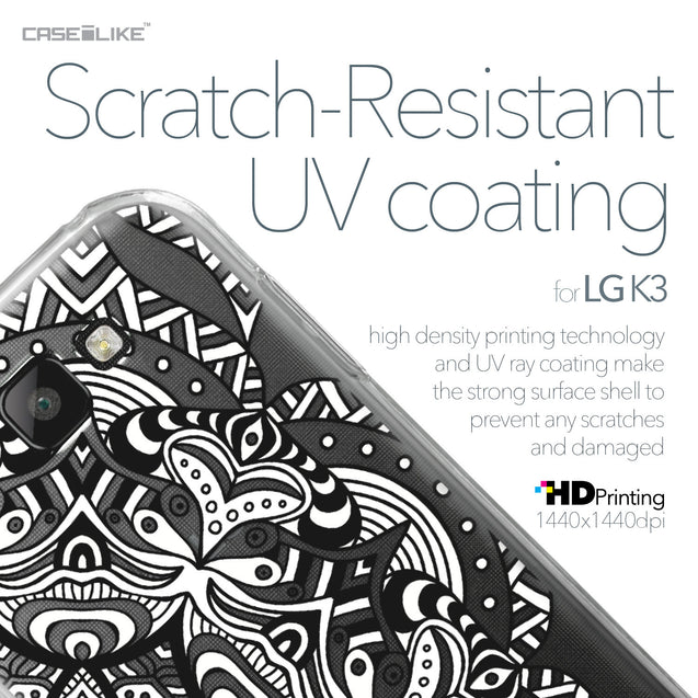 LG K3 case Mandala Art 2096 with UV-Coating Scratch-Resistant Case | CASEiLIKE.com