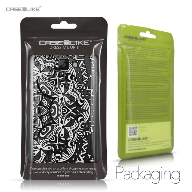 LG K3 case Mandala Art 2096 Retail Packaging | CASEiLIKE.com