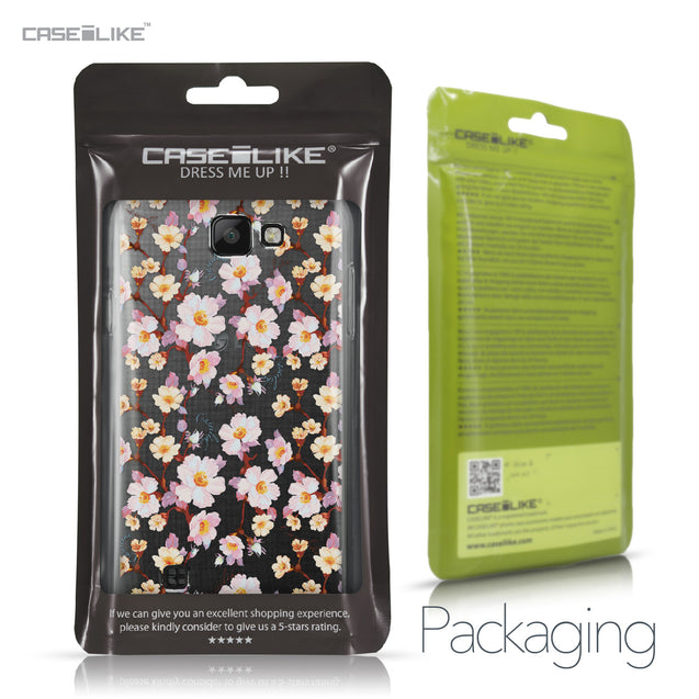 LG K3 case Watercolor Floral 2236 Retail Packaging | CASEiLIKE.com