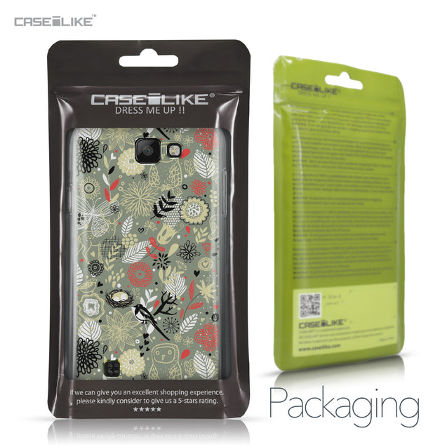 LG K3 case Spring Forest Gray 2243 Retail Packaging | CASEiLIKE.com