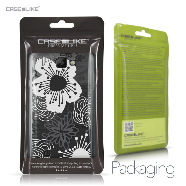 LG K3 case Japanese Floral 2256 Retail Packaging | CASEiLIKE.com