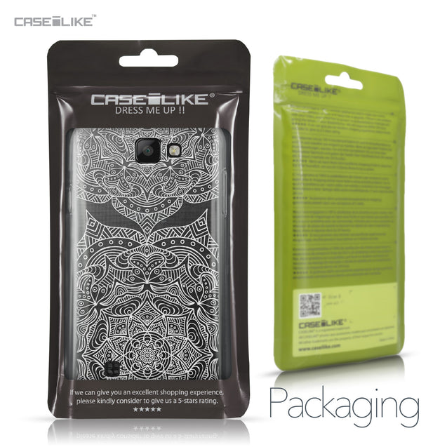 LG K3 case Mandala Art 2303 Retail Packaging | CASEiLIKE.com