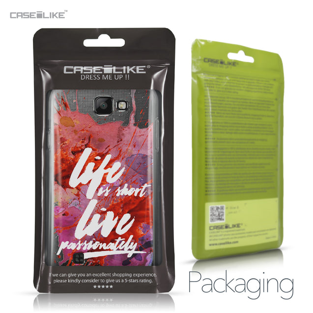 LG K3 case Quote 2423 Retail Packaging | CASEiLIKE.com