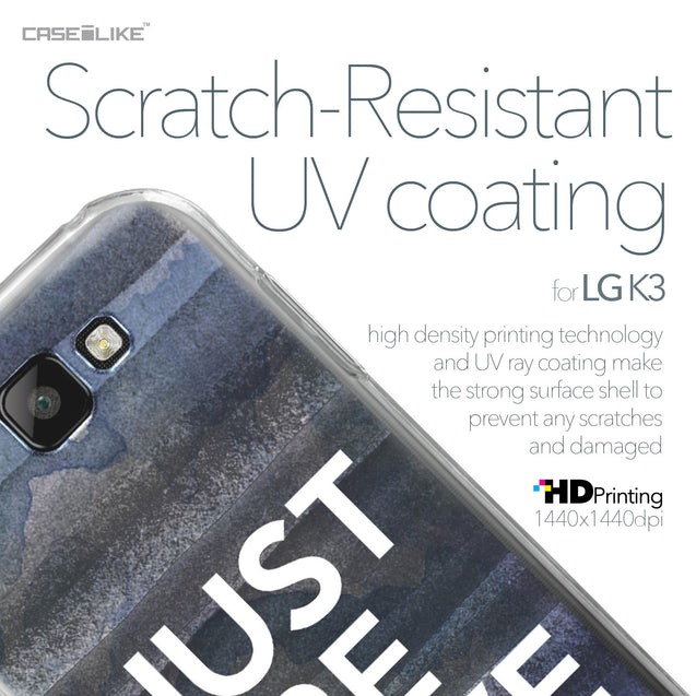 LG K3 case Quote 2430 with UV-Coating Scratch-Resistant Case | CASEiLIKE.com