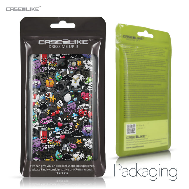 LG K3 case Graffiti 2703 Retail Packaging | CASEiLIKE.com