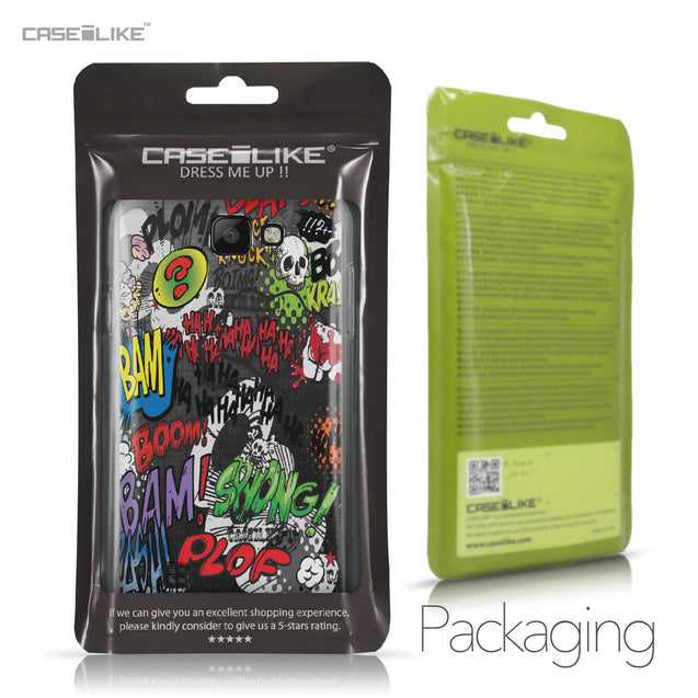 LG K3 case Comic Captions 2914 Retail Packaging | CASEiLIKE.com