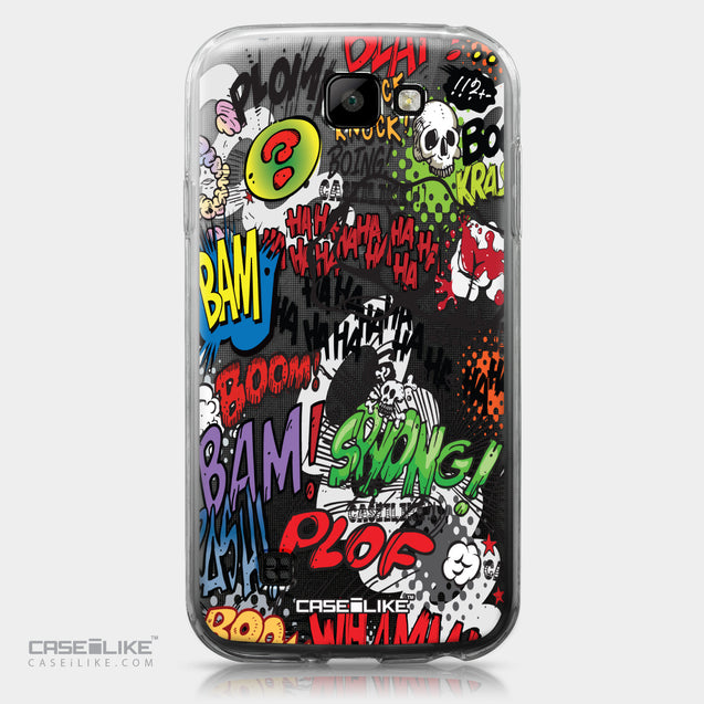 LG K3 case Comic Captions 2914 | CASEiLIKE.com