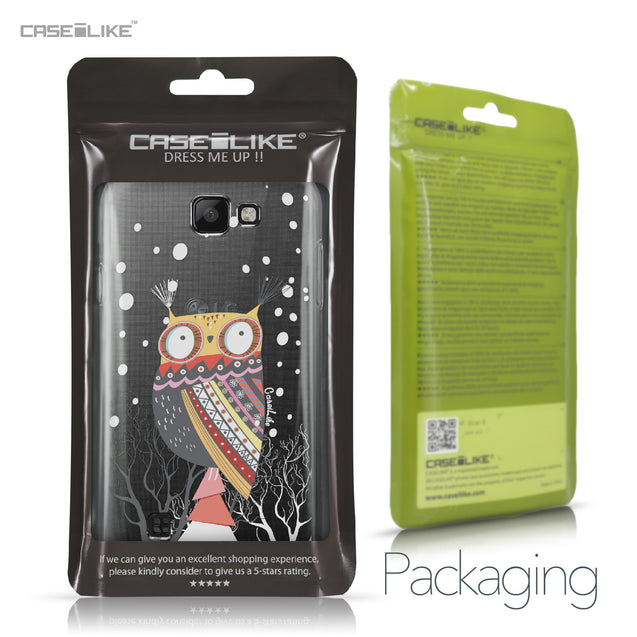 LG K3 case Owl Graphic Design 3317 Retail Packaging | CASEiLIKE.com