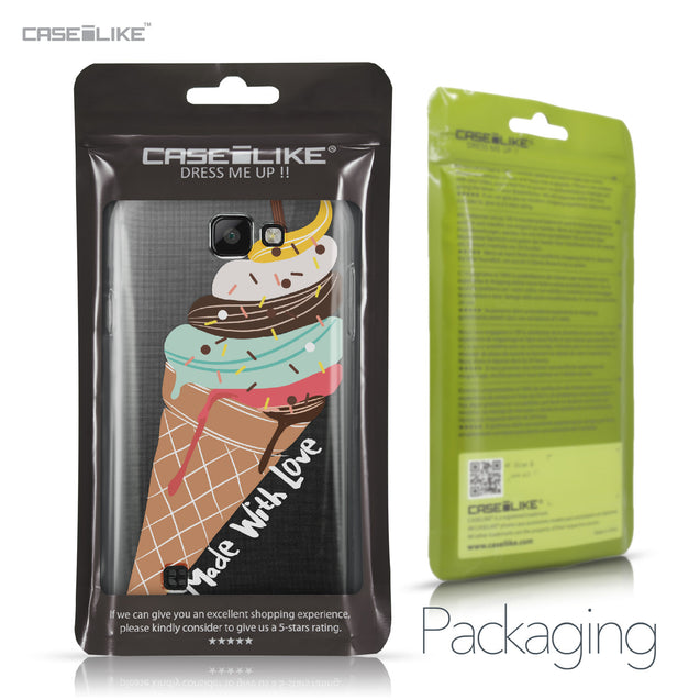 LG K3 case Ice Cream 4820 Retail Packaging | CASEiLIKE.com