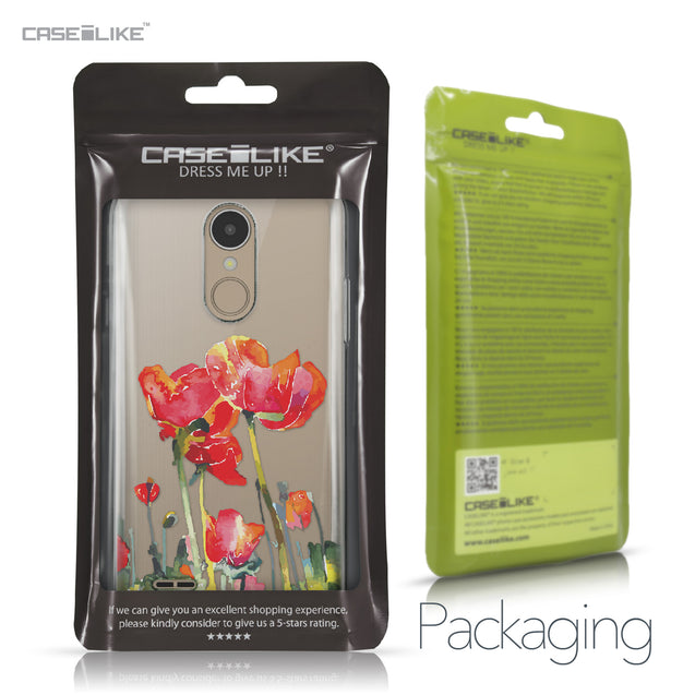 LG K4 2017 case Watercolor Floral 2230 Retail Packaging | CASEiLIKE.com